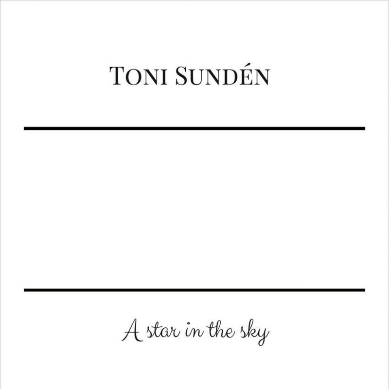 Toni Sundén CD A Star In The Sky